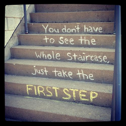 take-first-step